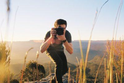 5+1 segreti per scattare le foto per il tuo sito web
