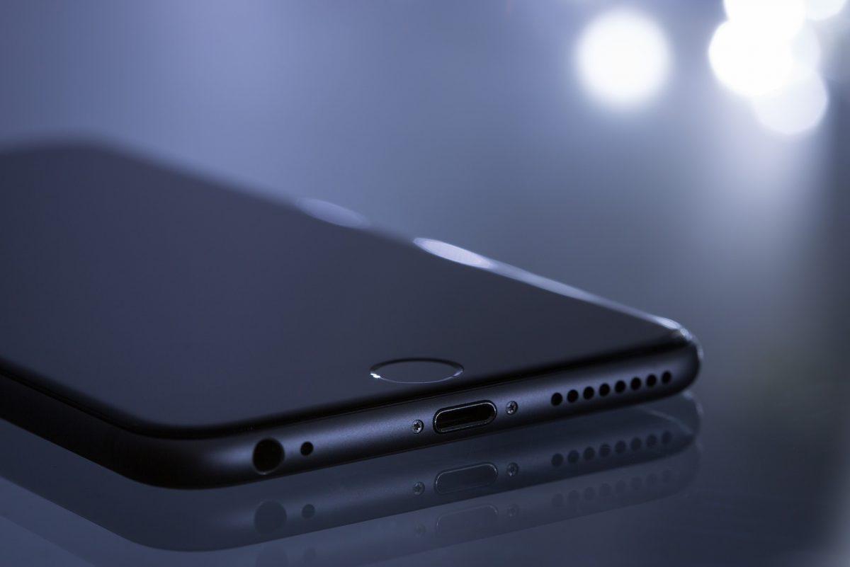 smartphone senza bordi