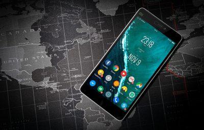 smartphone Huawei lite